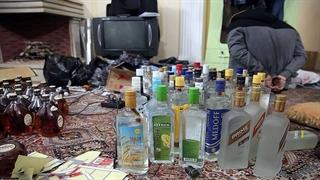 مشروبات الکلی مرگبار جان ۱۶ نفر را گرفت