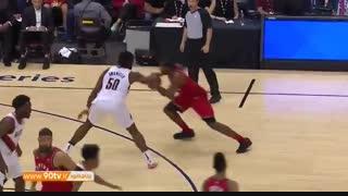 ۵ حرکت برتر پیش فصل بسکتبال NBA