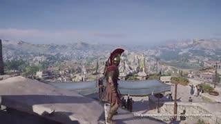 اجرای Assassin's Creed Odyssey بر روی سرویس استریم بازی Google