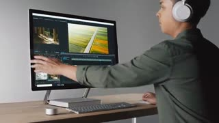 معرفی نسل جدید کامپیوتر مایکروسافت Surface Studio 2