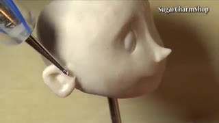 مجسمه انیمیشن کورالاین