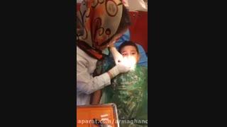 مراقبتهای دندانپزشکی کودکان