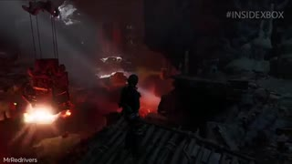 نمایش اولین بسته الحاقی Shadow of the Tomb Raider به نام The Forge
