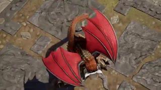 تریلری از شخصیت ساخته شده بر اساس نظرات جامعه کاربران SoulCalibur VI به نام Wizard Lizard منتشر شد