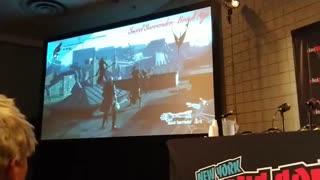 تصاویر مربوط به مشت Sweet Surrender شخصیت نرو  در Devil May Cry 5