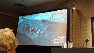 تصاویر مربوط به مشت Pasta Breaker شخصیت نرو  در Devil May Cry 5