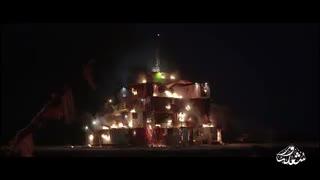 رونمایی از جدیدترین تیزر فیلم شعله ور