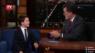 یک گفتگوی جذاب و بامزه با ایان آرمیتج بازیگر ده ساله سریال های «#شلدون جوان» و «#دروغ های کوچک بزرگ»