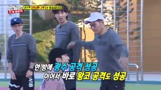 دانلود برنامه کره ای رانینگ من Running Man 2017 باحضور یسونگ,ایونهه,لیتوک سوپرجونیور Super Junior + زیرنویس فارسی [قسمت 376]