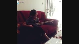 دوش دوش- آهنگساز: علی اکبرشیدا- تار: پرنیاآرمند- مدرس: جواد شاهی