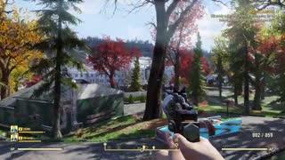 50 دقیقه از گیمپلی Fallout 76