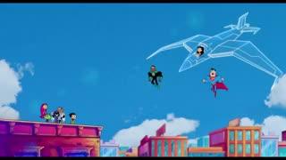 تریلر انیمیشن Teen Titans Go! To the Movies 2018