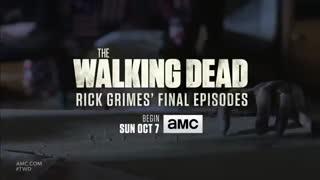 تریلر فصل نهم سریال مردگان متحرک  (۱)