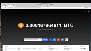 اموزش کار با crypto tab برای دریافت بیت کوین با مهندس رامین
