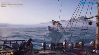 تحلیل فنی و گرافیکی بازی Assassin's Creed Odyssey