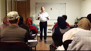کلاس کنترل و درمان ترس - ترس از بیماری ها