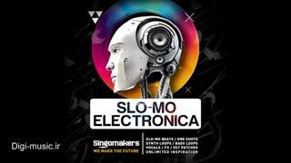 دانلود لوپ سمپل آهنگسازی Singomakers Slo-Mo Electronica WAV REX