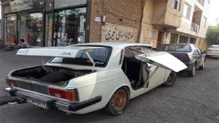 گرانقیمتترین پیکان ایران با استارت دکمهای!