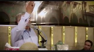 روایتی از «سردار جانباز حاج رحیم نوعی اقدم» در رشادت مدافعین حرم