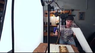 چطور عکاسی غذا انجام دادم