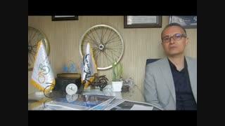 دعوت مهندس حسن زاده از حمایت مدیران و فعالان توسعه دوچرخه سواری در شهرها