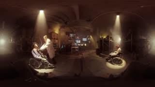 تجربه 360 درجه از فیلم های ترسناک