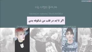 """آهنگ """"Flower""""  از گروه Seventeen ~~~~ (زیرنویس فارسی)"""