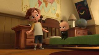 قسمت اول فصل دوم انیمیشن بچه رئیس The Boss Baby Season 2 2018 WEB-DL