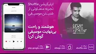 آهنگ جدید امیر حسنزاده به نام «دلم خوش نمیشه»