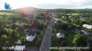 روستای بی نظیر کانادا