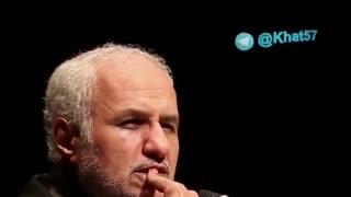 هفت ماه حبس برای دفاع از بیانات امام (ره) با شکایت عباس آخوندی