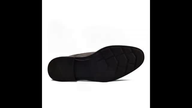 کفش ساعتی بدون بند تنتاک کفش چرم تنتاک کفش اصل تنتاک فروشگاه کیمکالا 09912329510