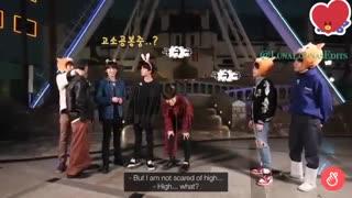 چندتا ویدیو باحال از تهیونگ♡♡♡