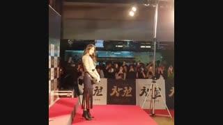 نفس بی نام(پارک شین هه)در مراسم VIP 2018 امروز FULL HD کمیاب ویدیو کامل