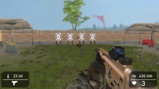 پکیج یونیتی Modern Weapons Pack 1.0