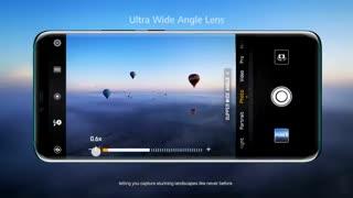 ویدئوی معرفی قابلیتهای گوشیهای جدید سری میت 20 هوآوی