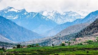 طبیعت زیبا و بی نظیر افغانستان