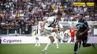 کریستیانو رونالدو، بازیکن برتر یوونتوس در ماه سپتامبر 2018