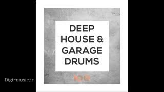 دانلود پکیج لوپ سمپل درام 100 Deep House and Garage Drums WAV