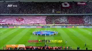 خلاصه لیگ قهرمانان آسیا: پرسپولیس ۱-۱ السد (مجموع ۲-۱)