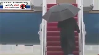 درگیری ترامپ با چترش را ببینید