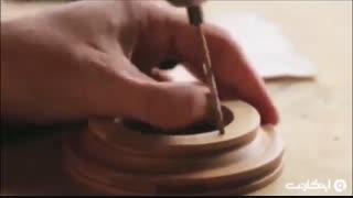 ترفندهای 119 ثانیه ای:ساخت اسپیکر خلاقانه با شیشه مربا