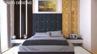 نمونه هایی از طراحی اتاق خواب مستر ...