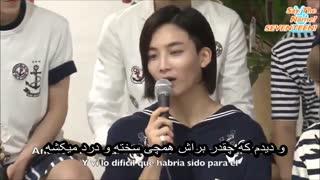 گریه جونگهان برای ونوو... (SEVENTEEN)~~~ :(