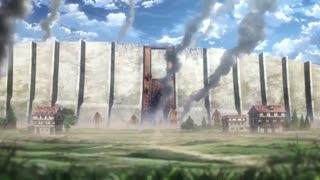 فصل اول قسمت 9 Attack On Titan دوبله فارسی